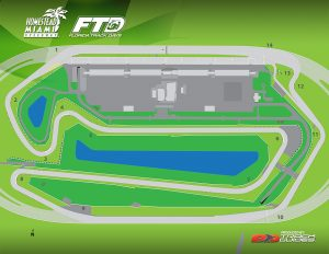 homestead miami speedway road course map